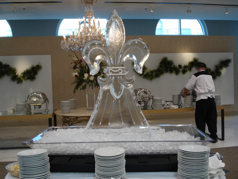 Food Displays Ice Art Sculptures Ice Slicers